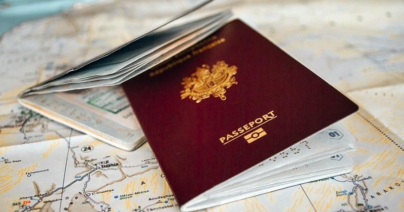 keeping passport employer