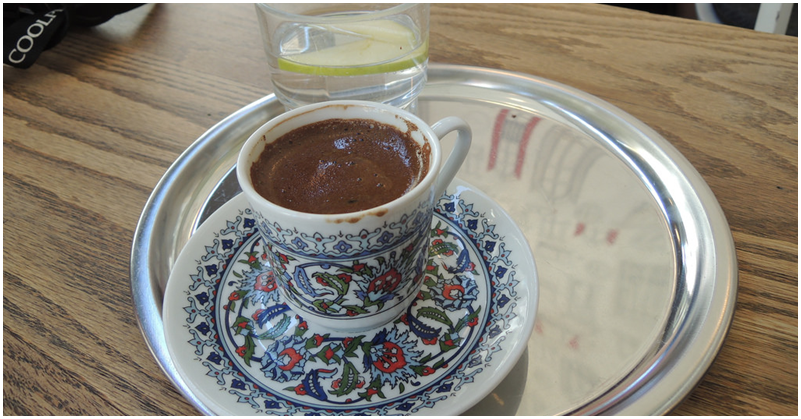 middle east coffee