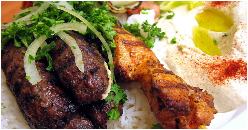 middle east food