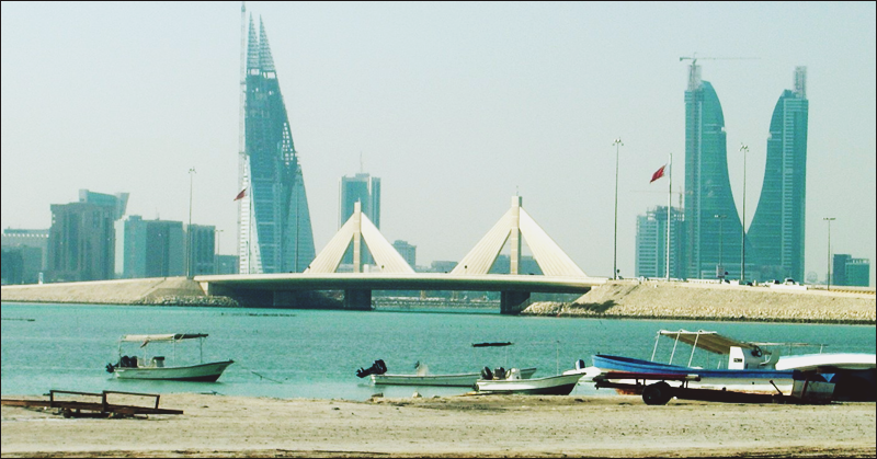 Check Out these Amazing Beach Spots in Bahrain