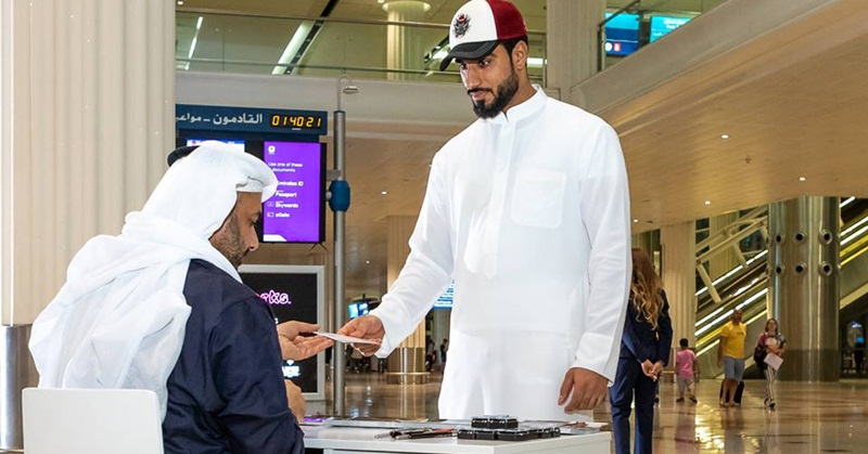 Dubai Airports Launch Trial Use of 'Paper-Free Travel' Biometric ID System