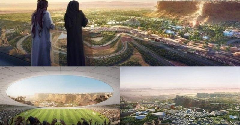 qiddiya mega project