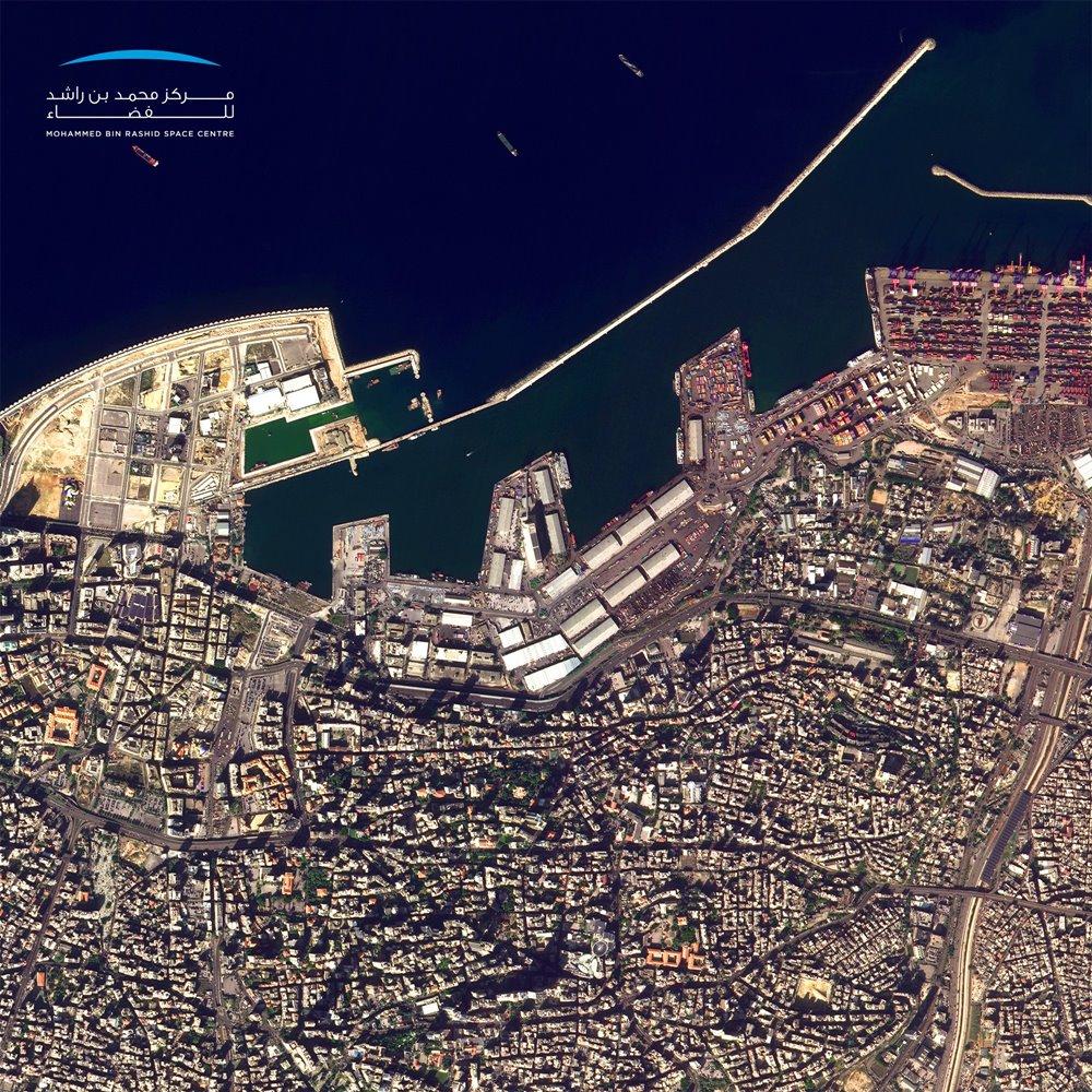 Beirut before blast