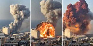 deadly explosion beirut lebanon