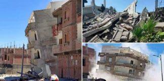 earthquake in algeria
