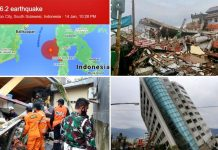 earthquake indonesia