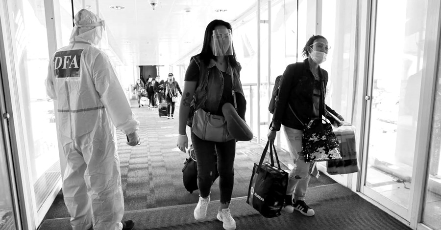 PH Gov't Considers Suspension of OFW Deployment to Countries with Kafala System